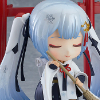 Snow Miku 2018: Crane Priestess Ver.
